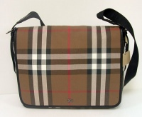 Burberry Woman's Fabbric Shoulder Bag