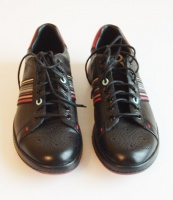 Paul Smith  Scarpe Sneaker unisex  Pelle di Vitello Nero