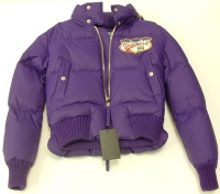 Jacket Woman's Dsquared Violet Goose Down