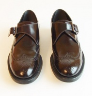 Tod's Man's Black Leather  oxford Shoes